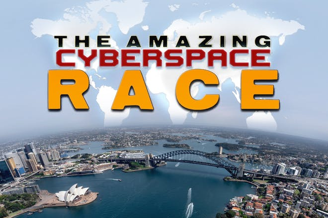 The Amazing Cyberspace Race